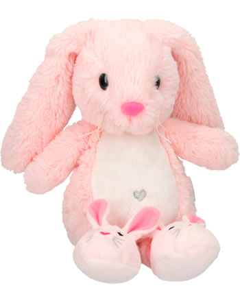 my Style Princess plush bunny Nelly with shoes light pink