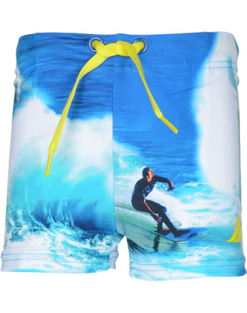 name it Badehose NITZEDI Mini Surfer nautical blue 13139799
