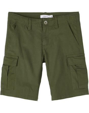 name it Cargo-Long-Shorts NKMRYAN TWITUS NOOS ivy green 13185218