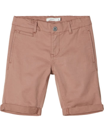 name it Chino Shorts NKMROBIN TWIAKSEL burlwood 13178934
