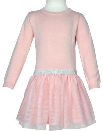 name it Festliches Kleid mit Tüllrock Langarm NMFRALIKKA silver pink 13170727