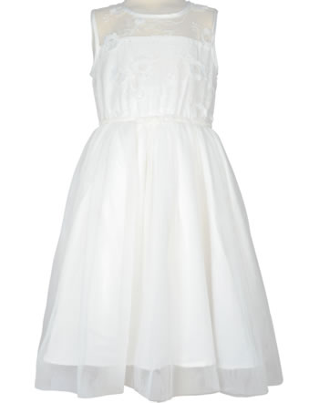 name it Festliches Träger-Kleid mit Spitze NKFSIV bright white 13171772
