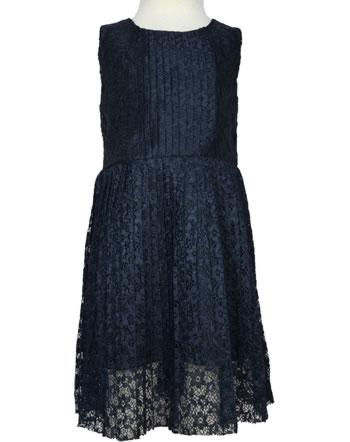 name it Festliches Träger-Kleid mit Spitze NMFSOL dark saphire 13171112
