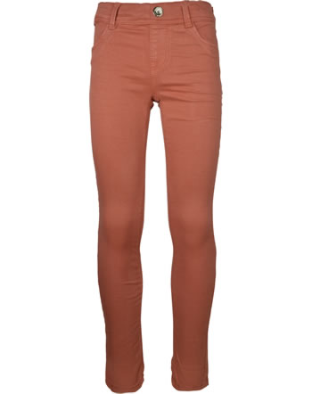 name it Jeans /Jeggings NKFPOLLY TWIATEXY etruscan red 13193671