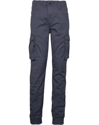 name it Jeans-Hose NITBAMGO REG/R TWI CA PANT NOOS dark sapphire 13151735