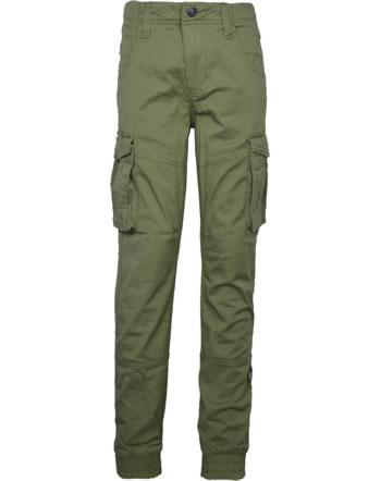name it Jeans-Hose NITBAMGO REG/R TWI CA PANT NOOS deep lichen green 13151735