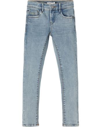 name it Jeans-Hose NKFPOLLY DNMATEJA NOOS light blue denim 13185864