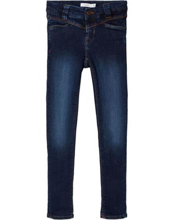 name it Jeans-Hose NKFPOLLY DNMBATAY 3405 dark blue denim 13180723