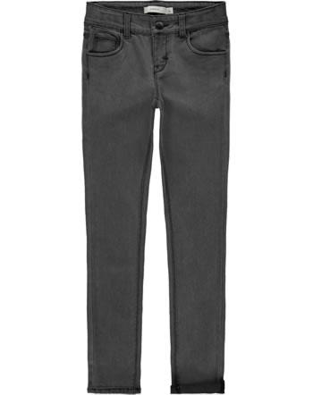 name it Jeans-Hose NKFPOLLY DNMCECE NOOS dark grey denim 13182719