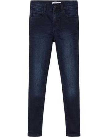 name it Jeans-Hose NKFPOLLY DNMCIL dark blue denim 13180060