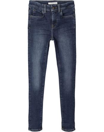 name it Jeans-Hose NKFPOLLY DNMTARTY NOOS dark blue denim 13181025
