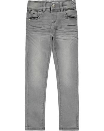 name it Jeans-Hose NKFPOLLY DNMTASIS NOOS light grey denim 13177807