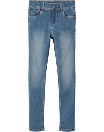 name it Jeans-Hose NKFPOLLY DNMTASIS NOOS medium blue denim 13172736