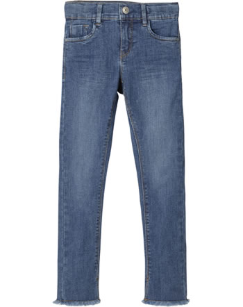 name it Jeans-Hose NKFPOLLY DNMTEJA NOOS medium blue denim 13172737