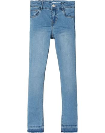 name it Jeans-Hose NKFPOLLY DNMTRILLA NOOS light blue denim 13172738