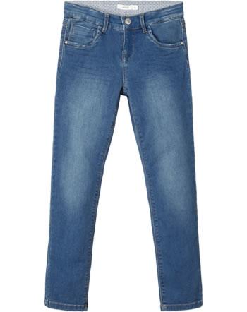 name it Jeans-Hose NKFRANDI DNMTISA NOOS medium blue denim 13172761