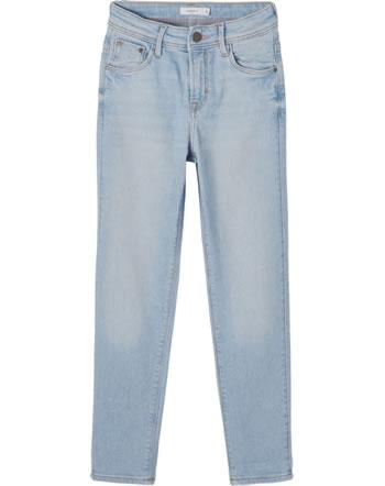 name it Jeans-Hose NKFROSE DNMTIPS1451HW NOS light blue denim 13185456