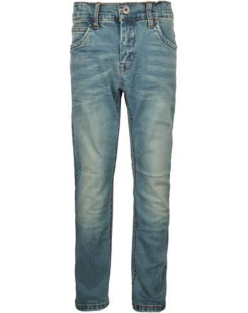 name it Jeans-Hose NKMBABU DNMTHEIS medium blue denim 13166314