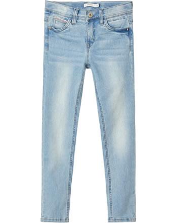 name it Jeans-Hose NKMPETE DNMTRACE NOOS light blue denim 13172283