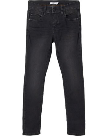 name it Jeans NKMSILAS DNMCART black denim 13180040