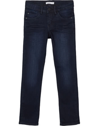 name it Jeans-Hose NKMSILAS DNMCART dark blue denim 13180040