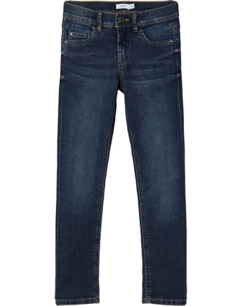 name it Jeans-Hose NKMSILAS DNMCART medium blue denim 13180040
