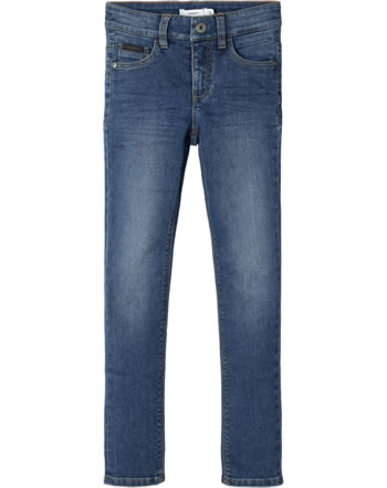 name it Jeans-Hose NKMTHEO DNMTACARL NOOS medium blue denim 13172289
