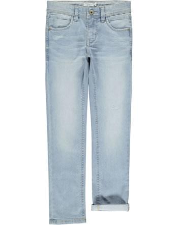 name it Jeans-Hose NKMTHEO DNMTASIS 1455 NOS light blue denim