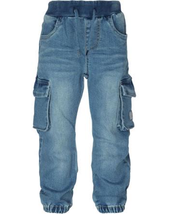 name it Jeans-Hose NMMBOB DNMTANNI NOOS light blue denim 13172644