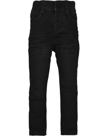 name it Jeans-Hose NMMSILAS DNMCART black denim 13180047