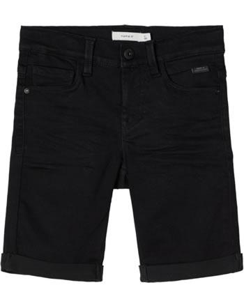 name it Jeans-Longshorts NKMSOFUS NOOS black denim 13174275