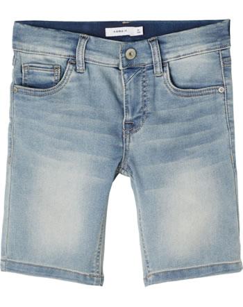 name it Jeans-Shorts NKMTHEO DNMHAYERS NOOS light blue denim 13190257