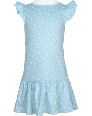 name it Jersey Kleid MUSCHEL NMFVIDA dream blue 13178906