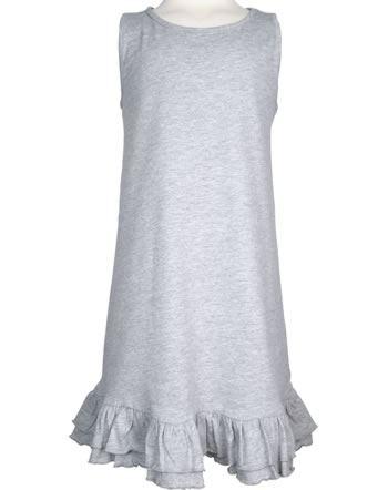 name it Jersey Kleid NKFVIONE grey melange 13173680