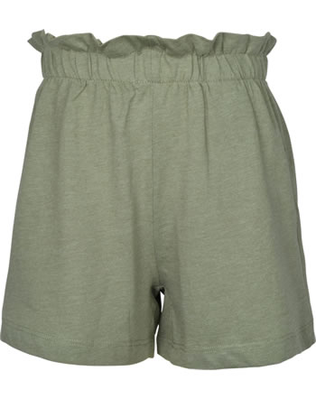 name it Jersey-Shorts NKFVALBONA deep lichen green 13190725