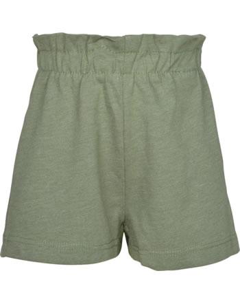 name it Jersey-Shorts NMFVALBONA deep lichen green 13190726