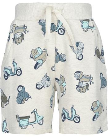 name it Jersey Shorts NMMHADDEN peyote melange 13190441