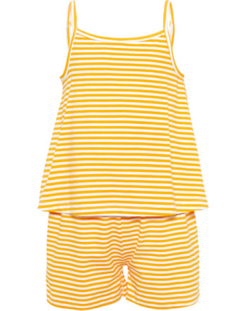 name it Jumpsuit Overall NMFPALMA cadmium yellow Stripes 13163072
