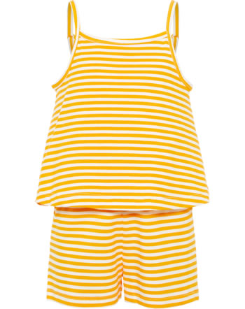name it Jumpsuit Overall NMFPALMA cadmium yellow Stripes 13163076