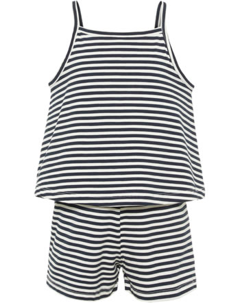 name it Jumpsuit Overall NMFPALMA dark sapphire Stripes 13163076