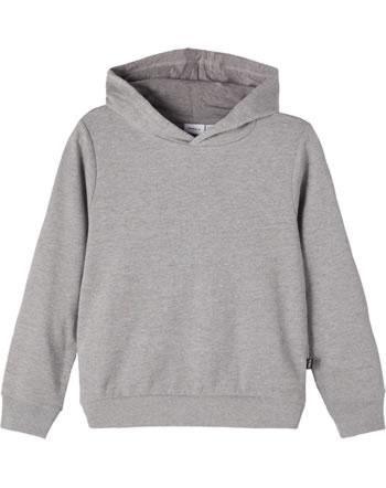 name it Sweatshirt NKFNASWEAT NOOS grey melange 13202110