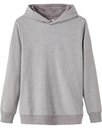 name it Sweatshirt NKMNESWEAT NOOS grey melange 13202109