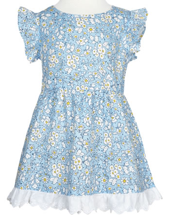 name it Kleid Kurzarm NMFVULI SPENCER dream blue 13176537