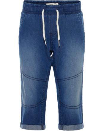 name it Kurze Jeans-Hose Baggy NKMRYAN NOOS dark blue denim 13153333