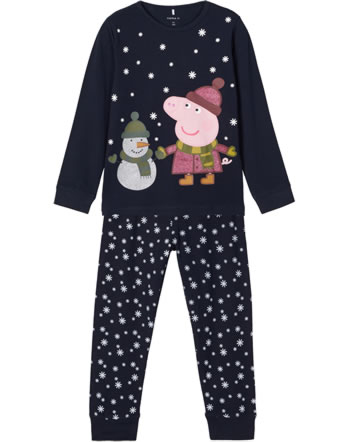 Name it Pajamas NMFPEPPAPIG OLLA dark sapphire 13184776