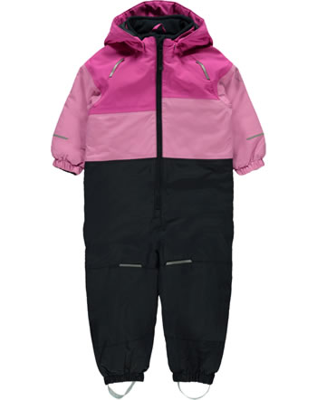 name it Hooded snow overall NMFSNOW03 fuchsia purple 13177615