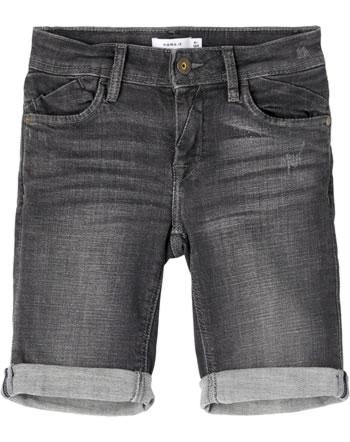 name it Shorts Longshorts NKMSOFUS medium grey denim 13189141