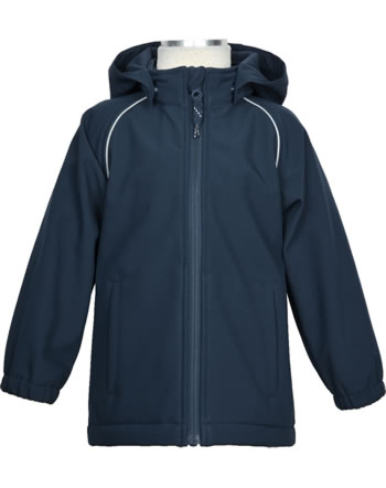 name it Softshell-Jacke m.Kapuze NMFALFA dress blues 13170960