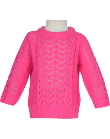 name it Strick-Pullover NMFROMONI knockout pink 13179515