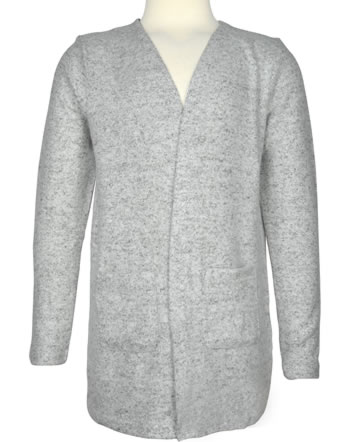 name it Cardigan manche longue NKFVICTI light grey melange 13181168